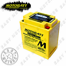 BATTERIA MOTOBATT MB10U SUZUKI GS 500 2003>2007