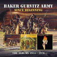 Baker Gurvitz Army - Since Beginning: Albums 1974-1976 [New CD] UK - I