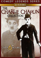 The Charlie Chaplin Collection (DVD, 2014)