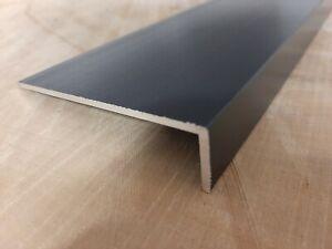 Aluminium Winkel Aluwinkel Alu Winkelprofil Anthrazit RAL 7016 Pulverbeschichtet