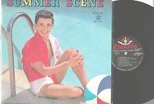 TEEN ROCK LP - FRANKIE AVALON - SUMMER SCENE - CHANCELLOR CHL 5011