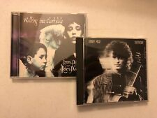 JIMMY PAGE CD LOT OF 2! OUTRIDER & WALKING INTO CLARKSDALE! ROBERT PLANT!
