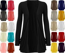 WOMENS LADIES SUMMER SLOUCH CARDIGAN SIZE 8-16