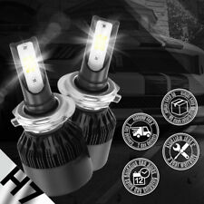 XENTEC LED HID Headlight Conversion kit H7 6000K for Mini Cooper 2002-2008