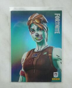 Trading Cards FORTNITE Serie 1 HOLO: GHOUL TROOPER # 214, Panini