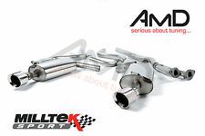Milltek Ford Mondeo ST220 Stainless Steel Cat Back Exhaust System 2002-2007