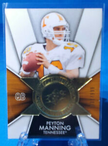 2014 Upper Deck SPX Football 331/999 Peyton Manning #FI-PM Tennessee Colts Bronc