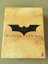 2005 Sdcc Batman Begins Exclusive Comic Con Figure - New Factory Sealed Mib