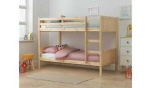 Home Detachable Bunk Bed Frame - Pine