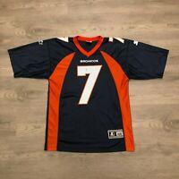 Vintage John Elway #7 Denver Broncos Mens Starter Jersey Size 46/M