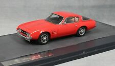 Matrix Ghia 230S Coupe in Red 1963  MX10701-012 1/43 Limited Edition of 408
