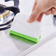 Window Glass Wiper Groove Brush Cleaner Surface Cleaning Brush Kitchen Tool BS