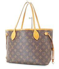 Authentic LOUIS VUITTON Neverfull PM Monogram Tote Bag Purse #37171