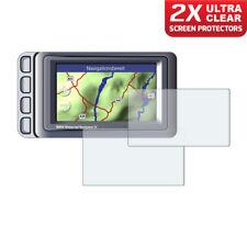 2 x BMW Navigator IV Nav 4 GPS Screen Protectors: Ultra Clear