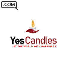 YesCandles .com  -Brandable premium Domain Name for sale - CANDLES DOMAIN NAME