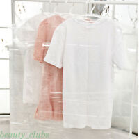 5x New Dust-proof Clothes Cover Suit/Dress Garment Hanging Bag Storage Protector