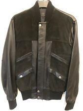 Adidas Originals Lederjacke Leather Jacket Y-3 Neo Biker Beckham