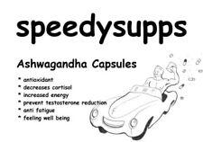 Ashwagandha Herb & Botanical Capsules