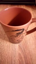 Disney store eeyore mug, Rose Gold
