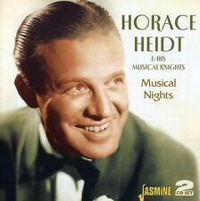 Horace Heidt, Horace Heidt & His Musical Knights - Musical Nights [New CD]