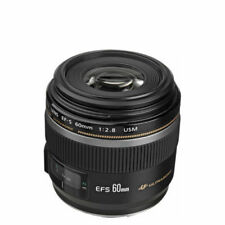 f/1.8 60mm Fixed/Prime Lenses for Canon SLR Cameras