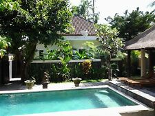 SEMINYAK/LEGIAN 2 Bedroom Private Villa, Fully Air Conditioned, WiFi, Cable TV