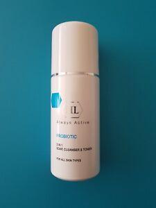HL Holy land Probiotic 3 in 1 Soap, Cleanser & Toner 150ml / 5oz + samples