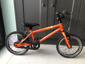 Islabimes Cnoc 14 large Orange 2020 Model Kids Bike