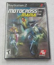 Motocross Mania 3 video game for the Playstation 2 PS2 system - NEW / SEALED