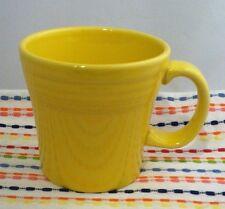 Fiestaware Sunflower Tapered Mug Fiesta Yellow 15 Oz Mug