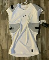 Nike Pro Hyperstrong 4-Pad Targeted Impact Compression Top Shirt Men's Size 3XL
