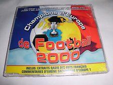 Champions d'Europe de Fo -- CD -- OVP