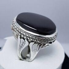 Mens Aqeeq Ring-Shia Aqeeq Ring-Muslim Aqeeq Ring-10 US- Mens Agate Ring