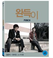 "KOREAN MOVIE ""Punch"" Blu-ray/ENG SUBTITLE/REGION A/ KOREAN FILM"
