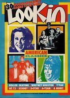 Look-In Magazine 5 December 1987      Whitney Houston     Carol Decker of T'Pau