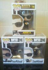 Funko Pop Men in Black Agent K, J, H Bundle (with pop protectors)