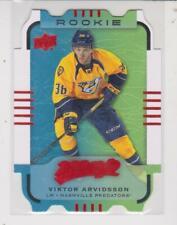 2015-16 Upper Deck MVP #186 Viktor Arvidsson Predators Colours and Contours RC