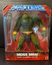 Masters of the Universe MOSS MAN Vintage Action Figure HeMan - with Mattel Box