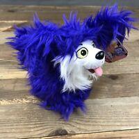 "Disney Jr. Vampirina Plush Dog Wolfie NEW NWT 8"" Stuffed Animal Toy Cartoon"