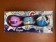 Cartoon Network Blooregard Q. Kazoo toy set