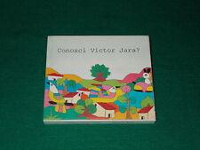 Conosci Victor Jara?  Daniele Sepe cd + book