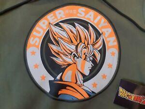 Dragon Ball Z Super Saiyan Hoodie * Brand New W/ Tags * Size Mens Small * GOKU *