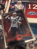 2012 Topps Chrome #220 Tom Brady