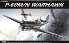 Academy 1/72 P-40m/n Warhawk 12465 Aircraft Plastic Model Kit