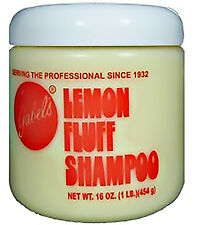 gabel's lemon fluff shampoo 16 oZ