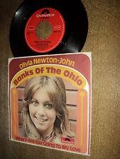 "OLIVIA NEWTON-JOHN 45 TOURS 7"" GERMANY BANKS OF THE OHIO"