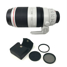 Canon EF 100-400mm f/4.5-5.6L IS II USM with Filter Kit 77mm UK NEXT DAY DEL
