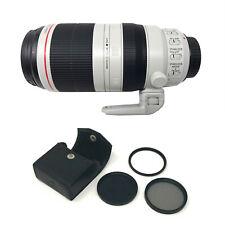 Nuevo Canon EF 100-400mm f/4.5-5.6L Kit Filtro USM con IS II 77mm Reino Unido el próximo día DEL