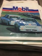 NOS Peter Brock Larry Perkins HDT VK Commodore Plastic Bag Given away track side