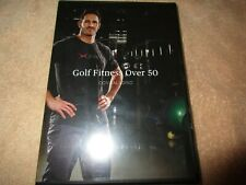Golf Fitness Over 50: with Don Saladino Revolution Golf Free Shipping